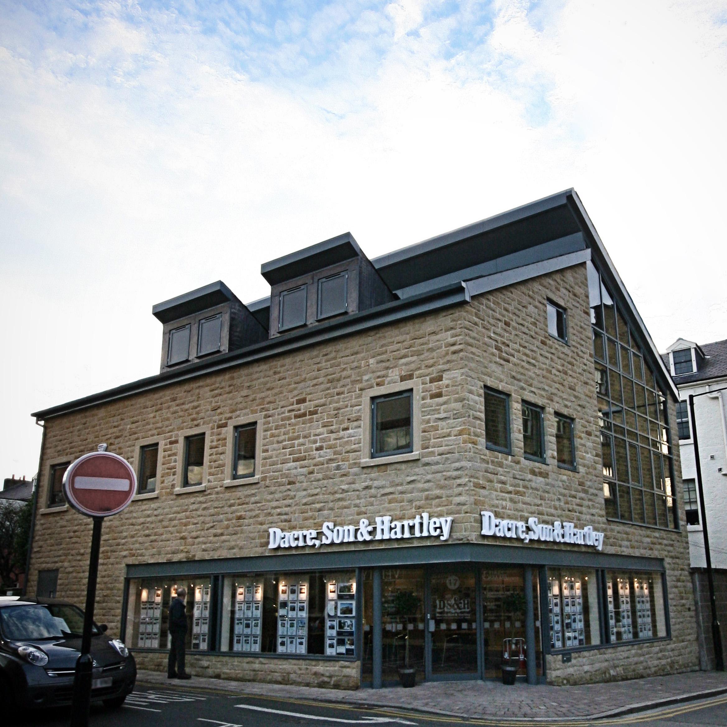 Albert Street Exterior Niemen Architects Leeds