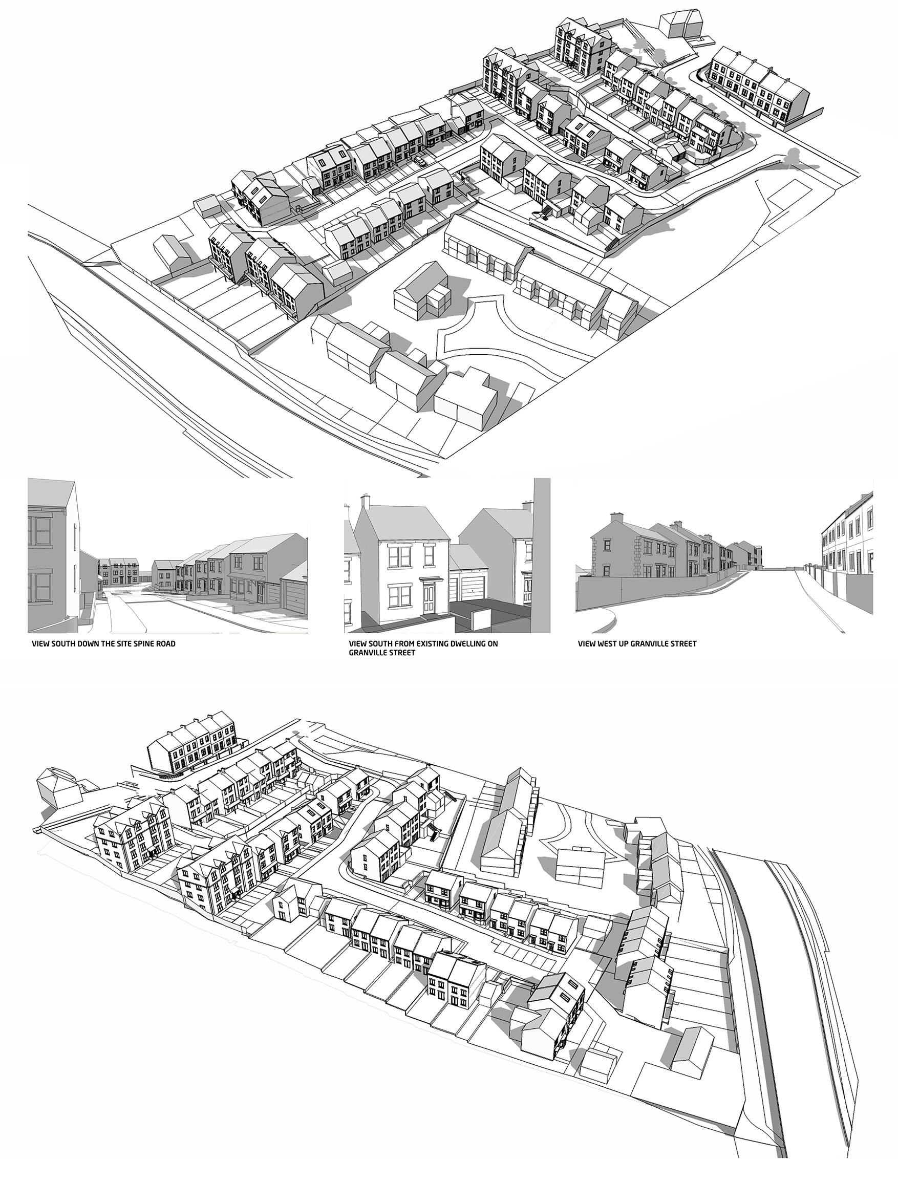 Granville Street Skipton Residential Niemen Architects Lovell
