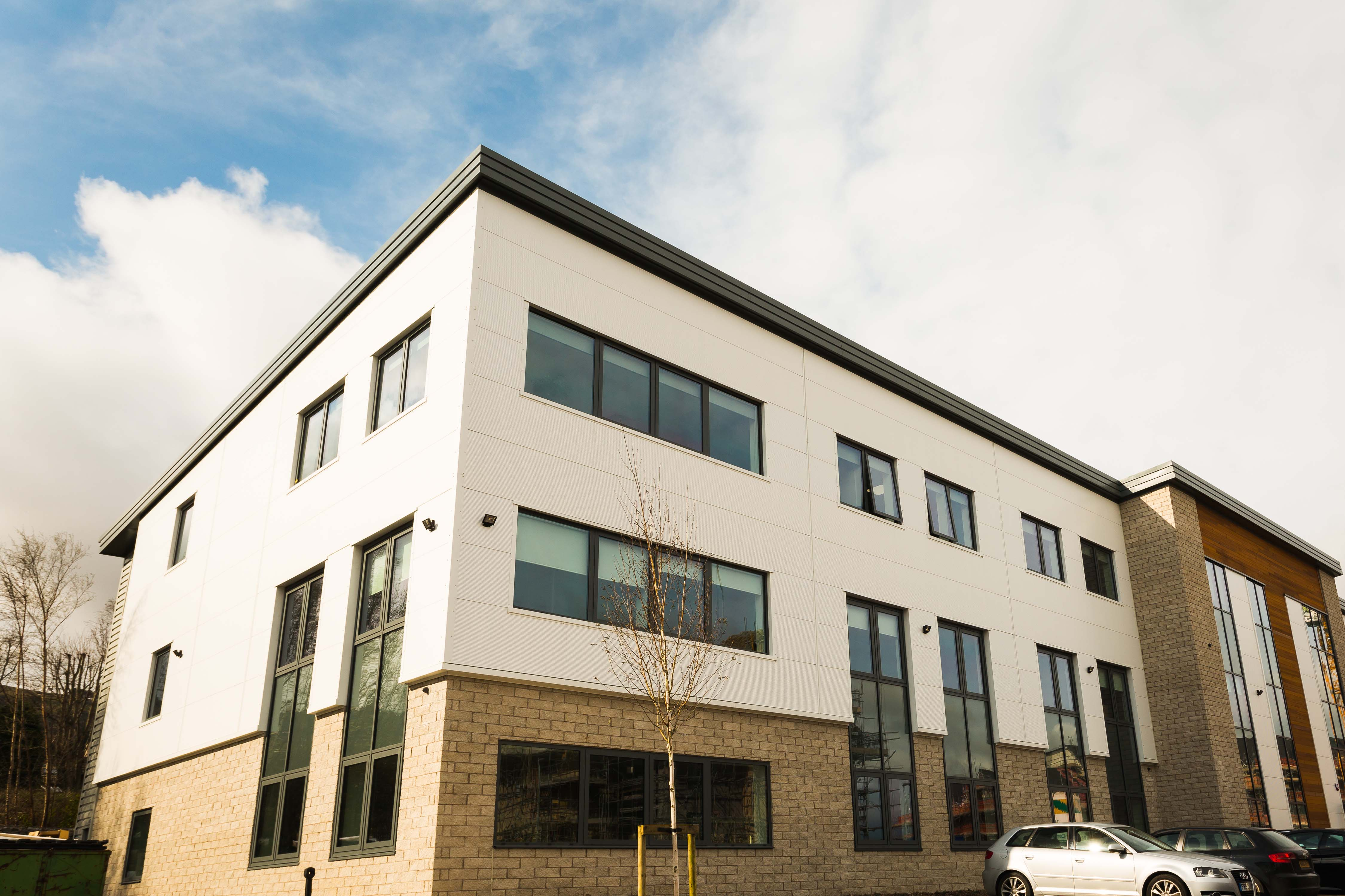 Niemen Architects Leeds Yorkshire Railway Road Ilkley Commercial Office