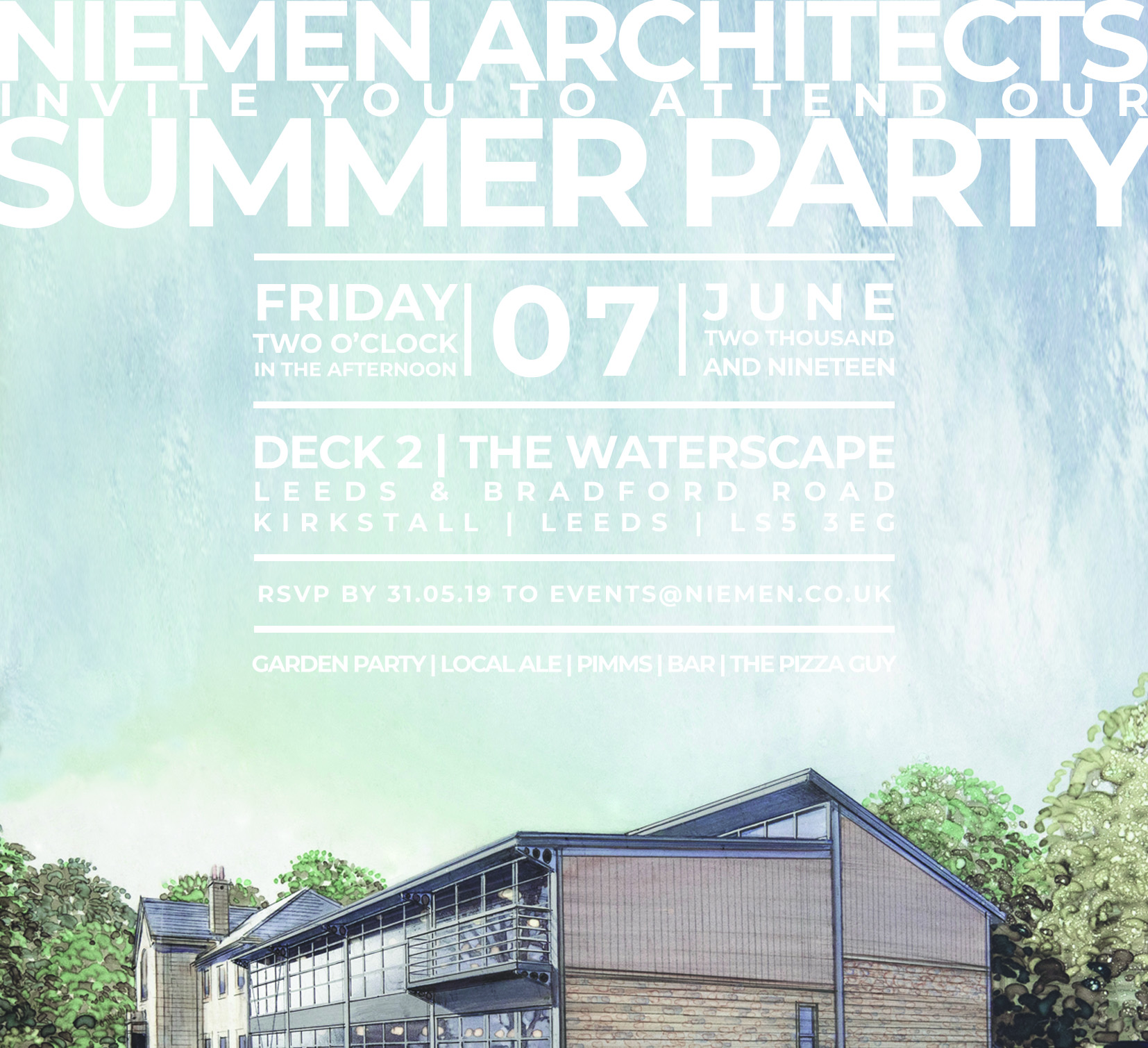 Niemen Architects Summer Party